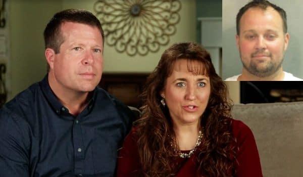 TLC, Jim Bob & Michelle Duggar, Josh Duggar Mugshot
