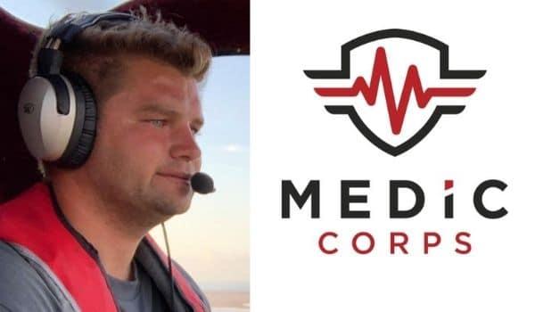 Nathan Bates (Medic Corps, Hurricane relief)