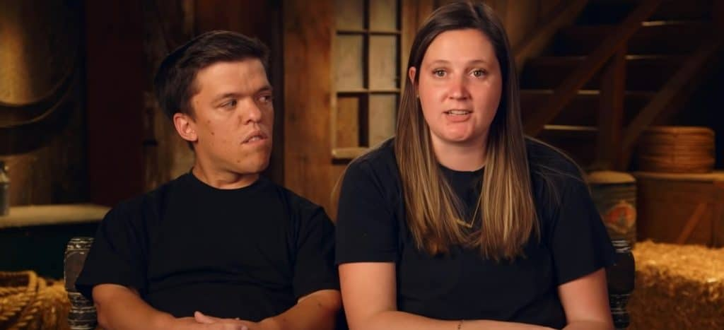 Zach and Tori Roloff, TLC