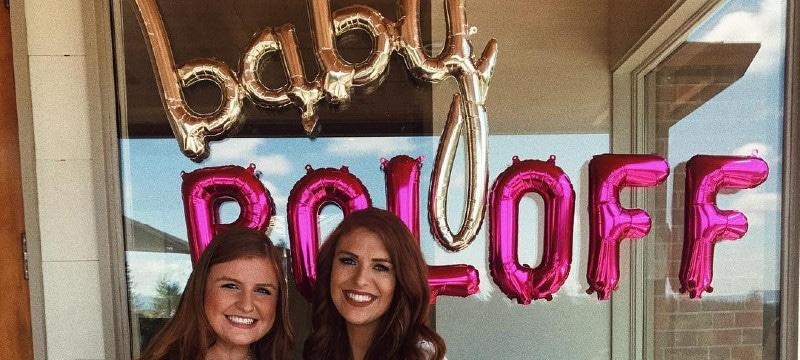 Isabel and Audrey Roloff via Instagram