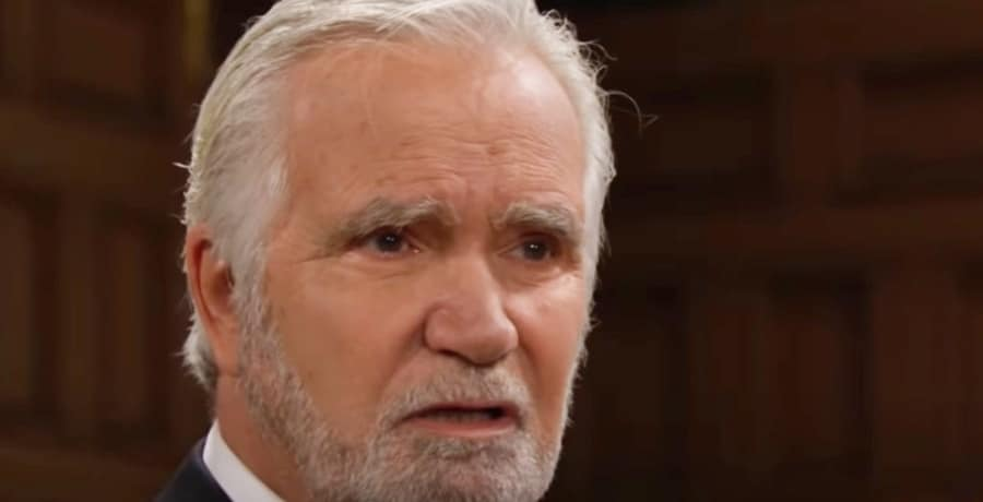 Bold and the Beautiful Eric Forrester John McCook