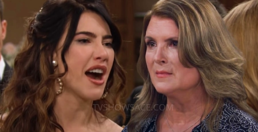 Bold and the Beautiful - Sheila Carter Kimberlin Brown - Steffy Forrester Jacqueline Macinnes Wood