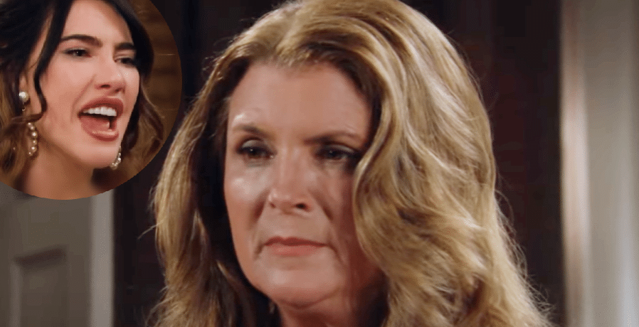 Bold and the Beautiful Sheila Carter Kimberlin Brown - Steffy Forrester Jacqueline MacInnes Wood