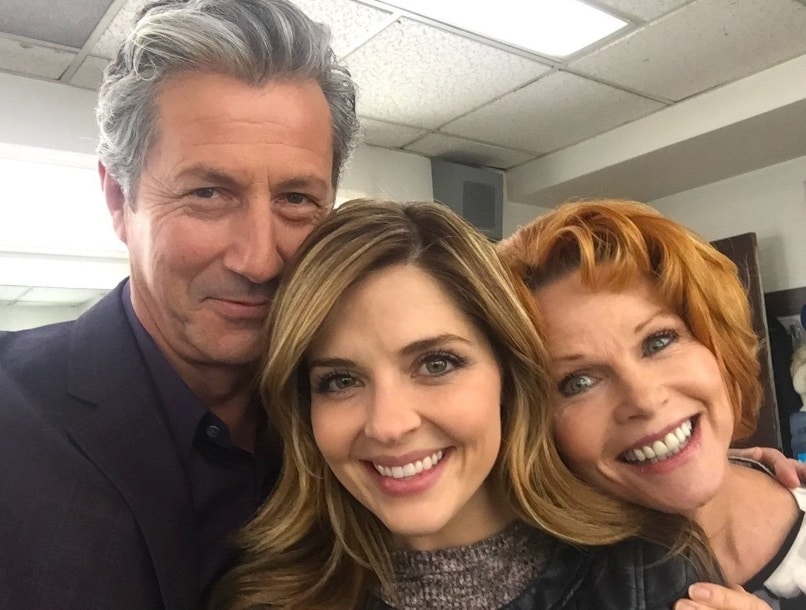 Charles Shaughnessy - Jen Lilley - Patsy Pease