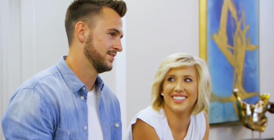 Chrisley Knows Best - Savannah Chrisley - Nic Kerdiles