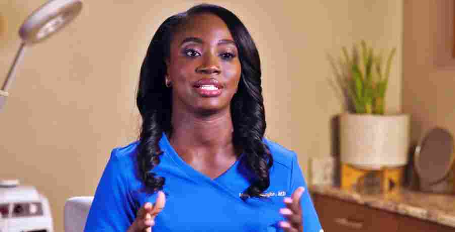 Dr. Mercy Odueyungbo of the TLC show Dr. Mercy