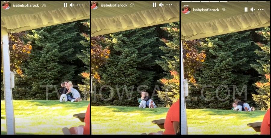 Jackson and Ember attack Jacob via Instagram