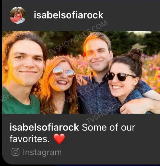 LPBW - Isabel Roloff Instagram