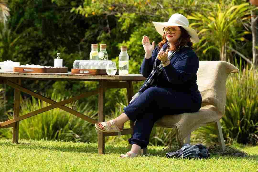 Melissa McCarthy stars in Nine Perfect Strangers with Nicole Kidman