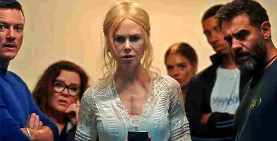 Hulu's Nine Perfect Strangers with Nicole Kidman