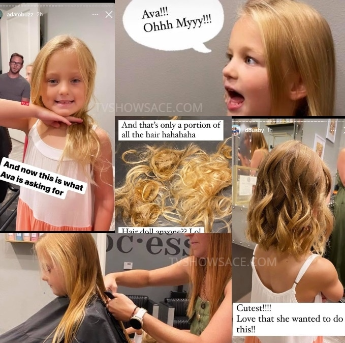Outdaughtered - Olivia - Ava - Busby