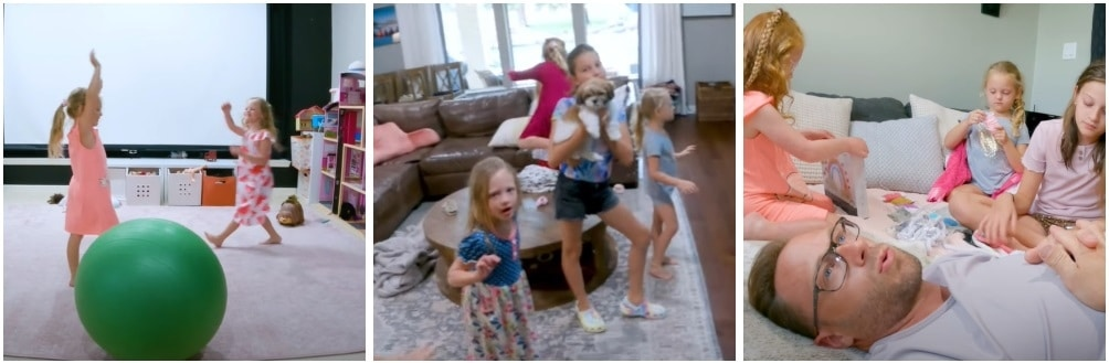 Outdaughtered Dance Party Youtube