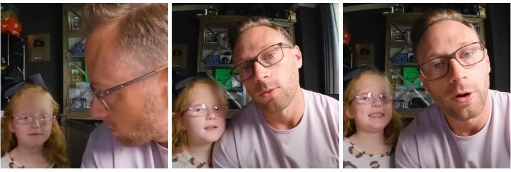 Outdaughtered Adam Busby Eye Update