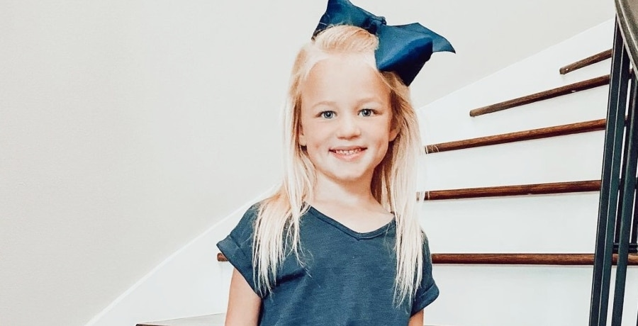 Outdaughtered Riley Busby