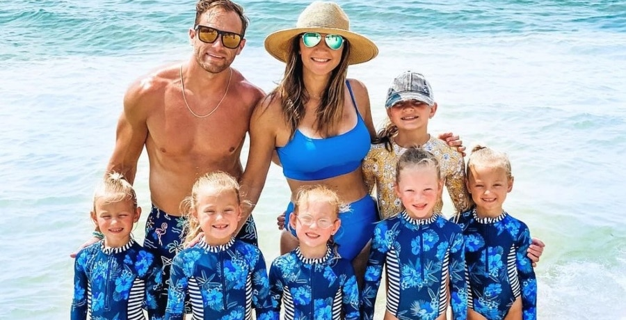 Outdaughtered Adam Busby Danielle Busby Instagram