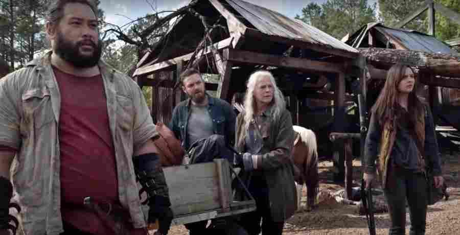 When is Season 11 of AMC's The Walking Dead dropping on Netflix?