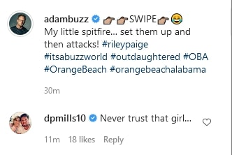 Uncle Dale Comment/Credit: Adam Busby/Instagram