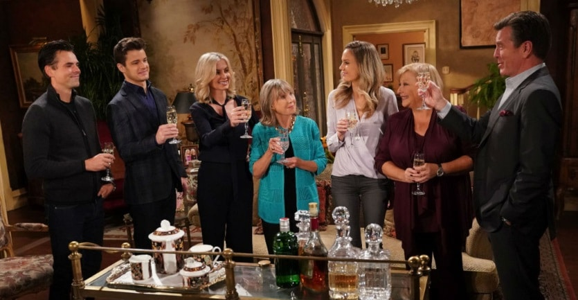 Young and the Restless Abbott Family