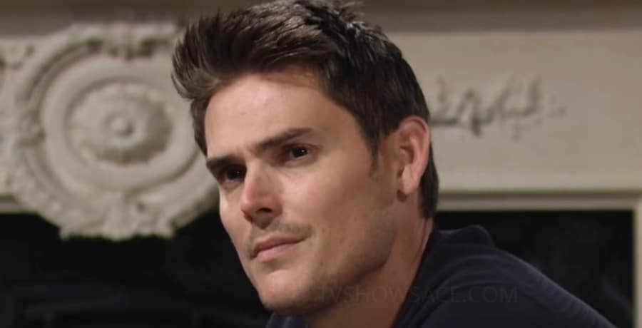 Young and the Restless Adam Newman Mark Grossman