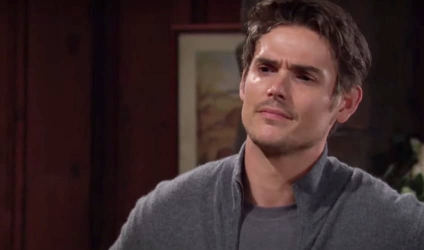 Young and the Restless Adam Newman - Mark Grossman