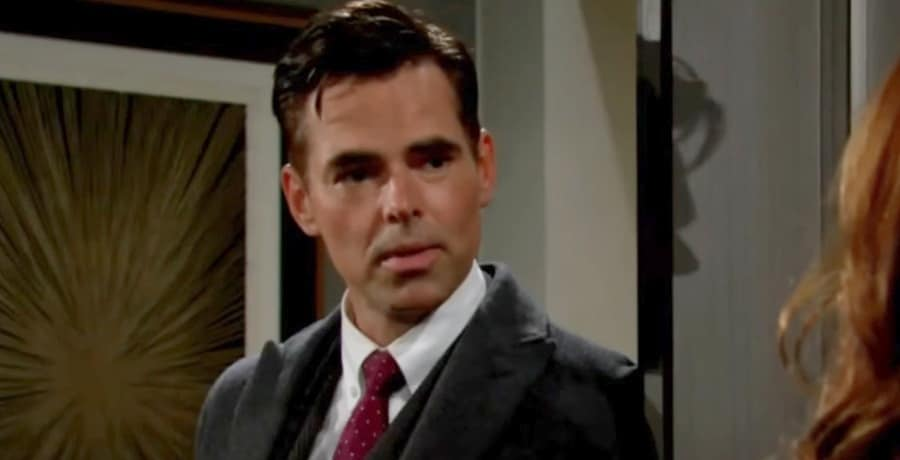 Young and the Restless Billy Abbott Jason thompson