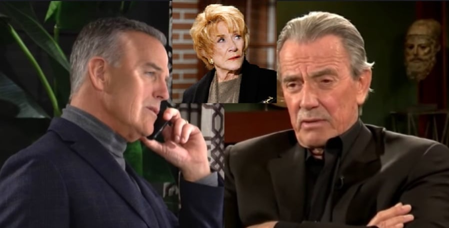 Young and the Restless - Victor Newman Eric Braeden - Ashland Locke Richard Burgi - Katherine Chancellor Jeanne cooper