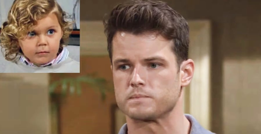 Young and the Restless Kyle abbott Michael Mealor - Harrison Locke