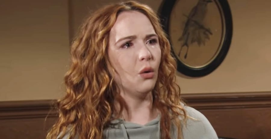 Young and the Restless Mariah Copeland Camryn Grimes
