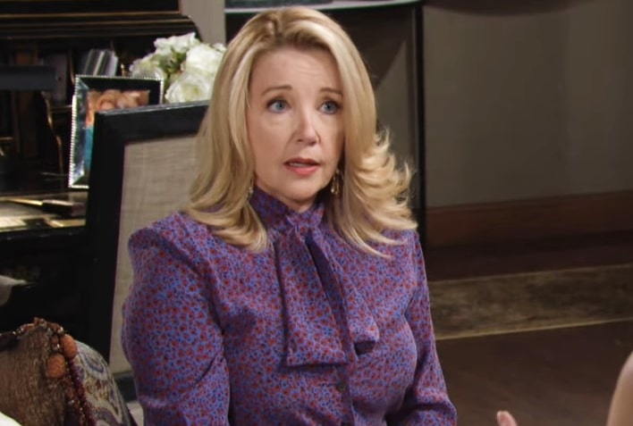 Young and the Restless Niki Newman Melody Thomas Scott