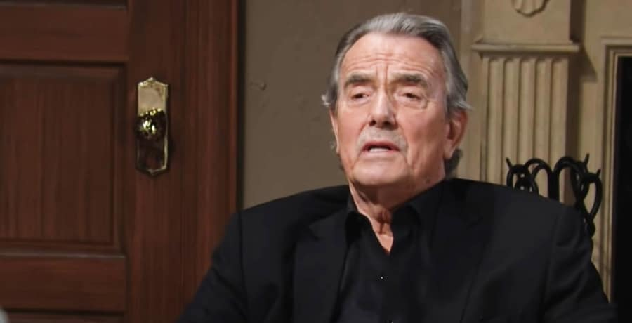 Young and the Restless Victor Newman Eric Braeden