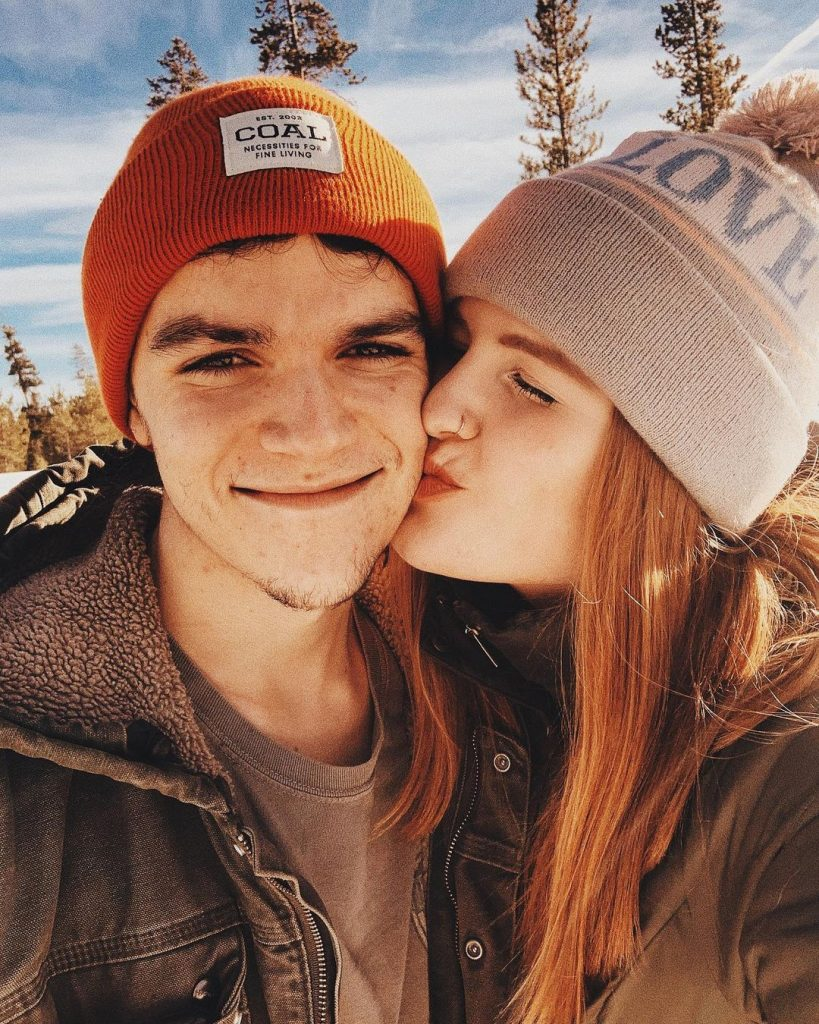 Jacob and Isabel Roloff