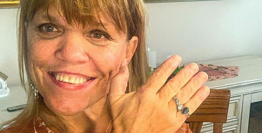Amy Roloff a married woman