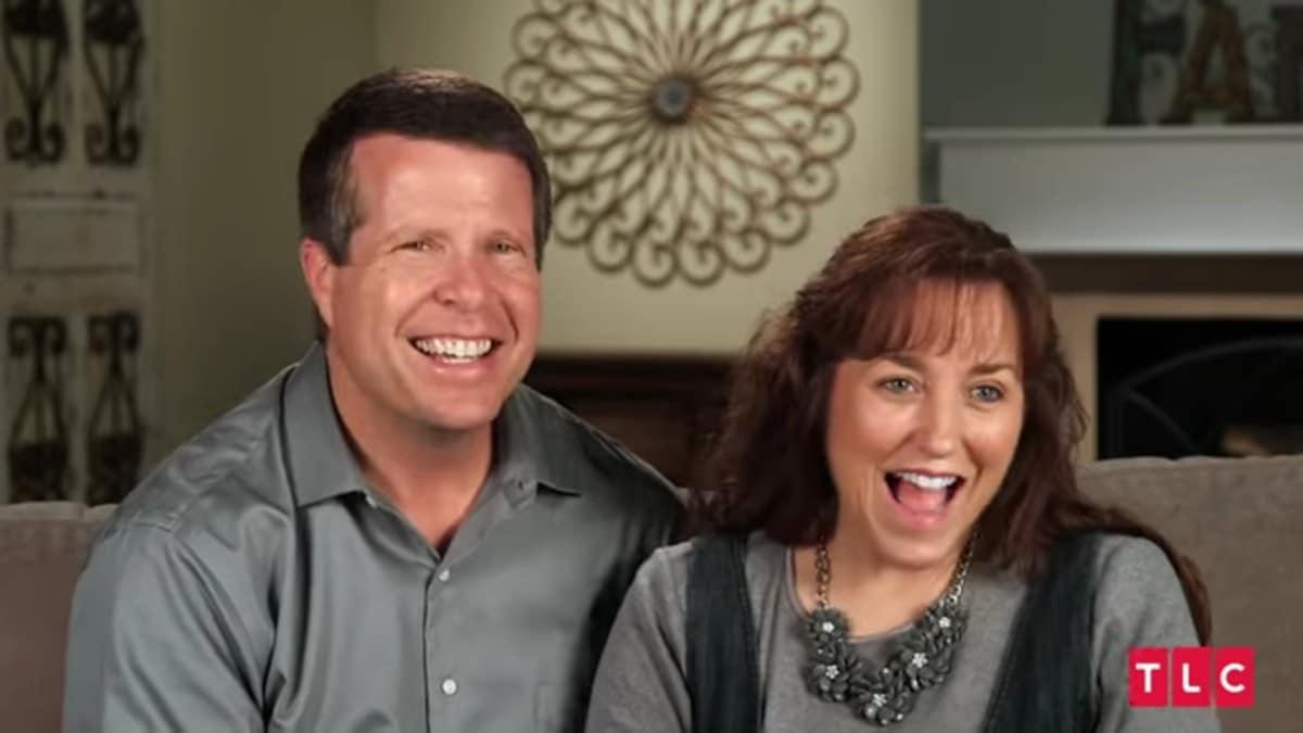 Jim Bob, Michelle Duggar TLC (duggar family)