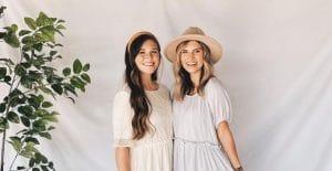 Joy-Anna Forsyth, Carlin Bates Instagram