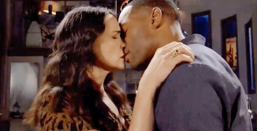 Quinn and Carter The Bold and the Beautiful