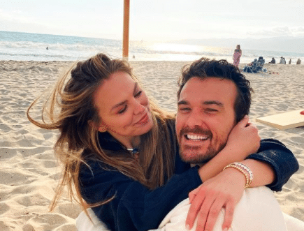 Hannah Brown engaged from Instagram