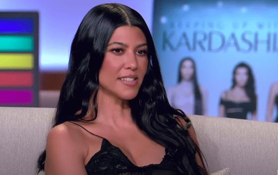 Kourtney Kardashian from Youtube