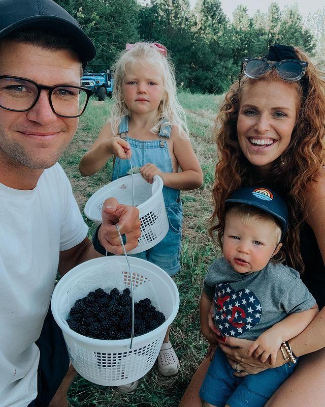 Jeremy Roloff and family via Instagram