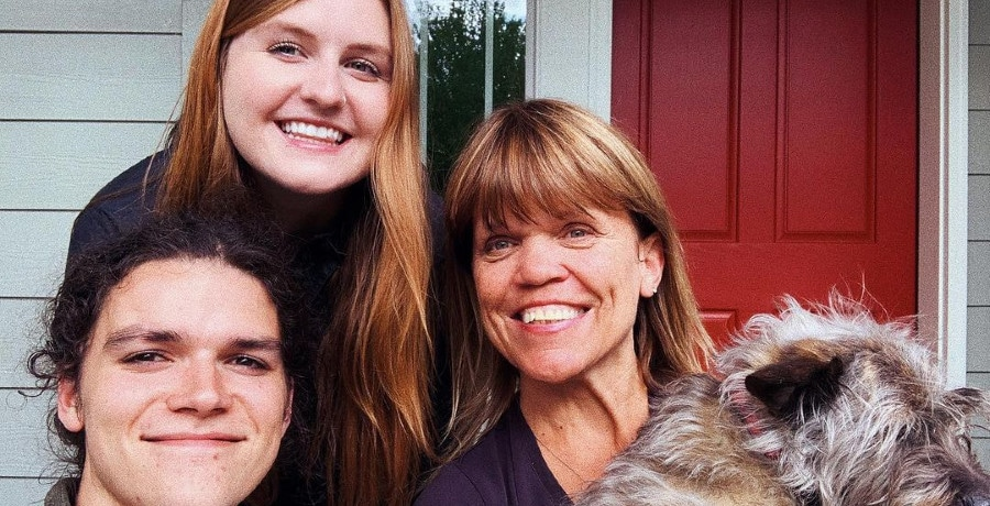 Jacob, Isabel and Amy Roloff/Instagram