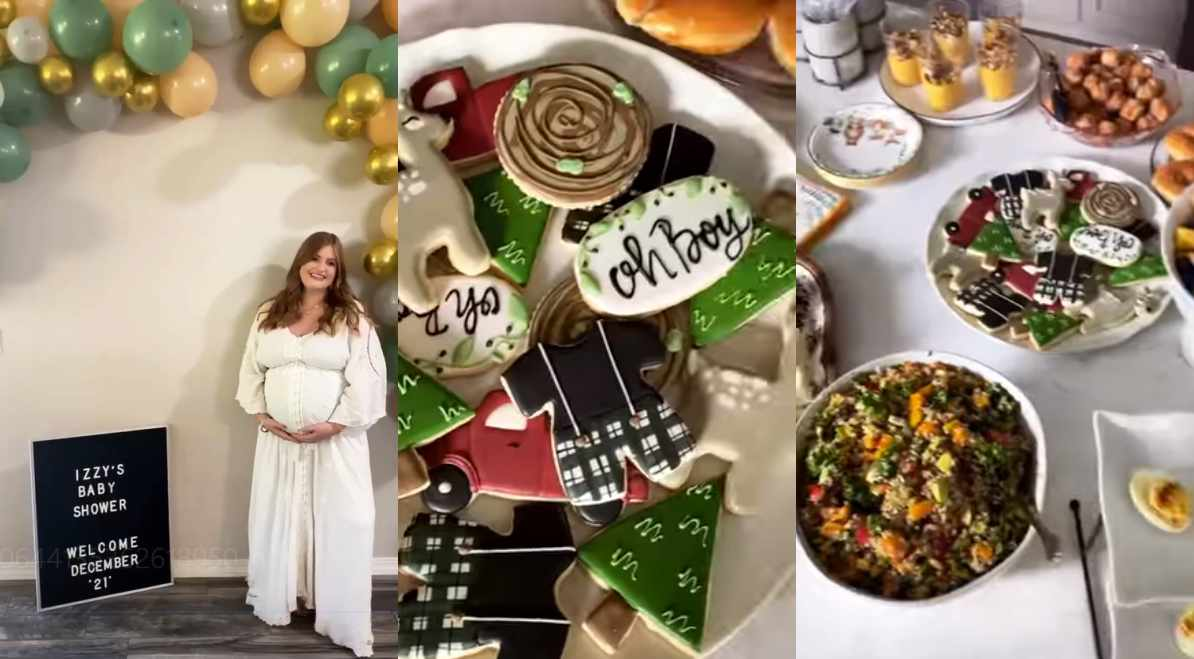 LPBW star Amy Roloff throws amazing baby shower for daughter-in-law Isabel Roloff