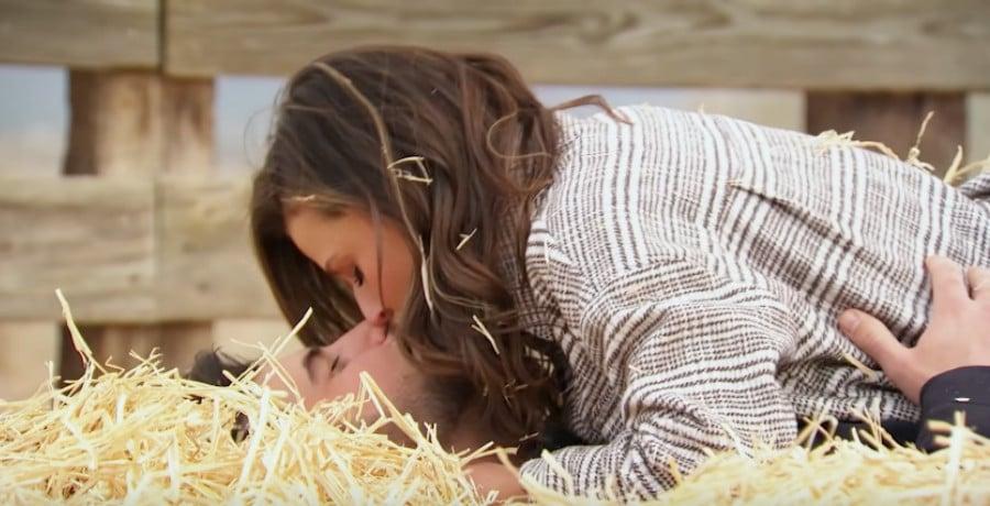Blake Moynes and Katie Thurston via YouTube