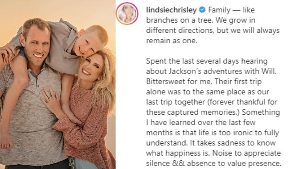 Lindsie Chrisley Instagram