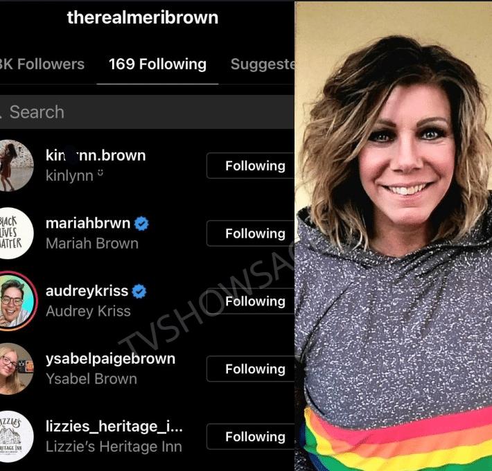 Meri Brown Instagram