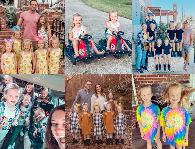 Outdaughtered - Danielle Busby Instagram