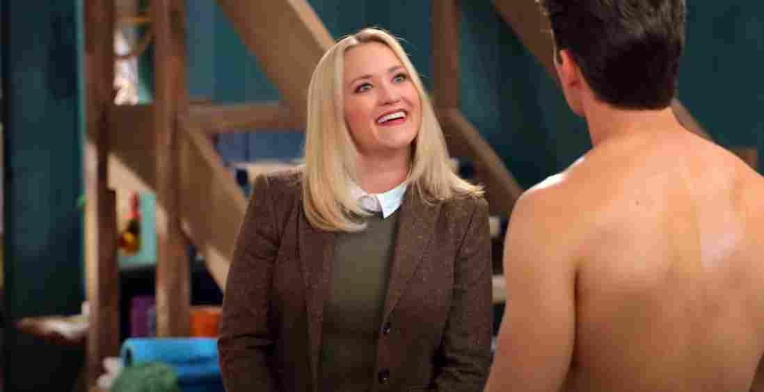 Emily Osment stars in Netflix Original comedy Pretty Smart