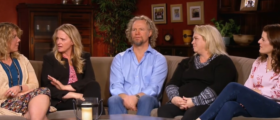 Sister Wives - Meri - Kody - Robyn - Janelle - Christine - Youtube