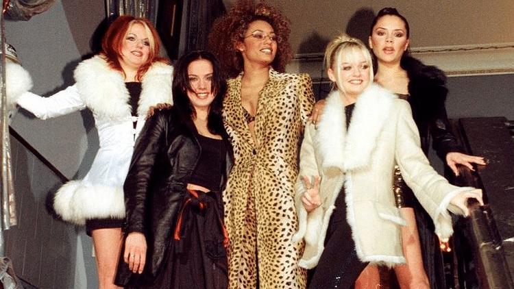 Spice Girls from Instagram
