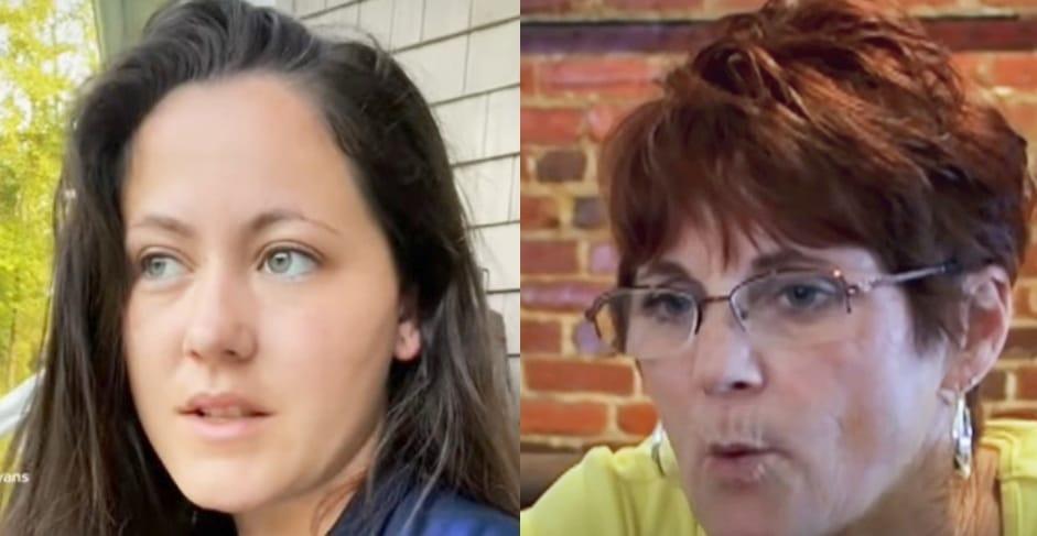 Teen Mom Jenelle Evans - Barb Evans Youtube
