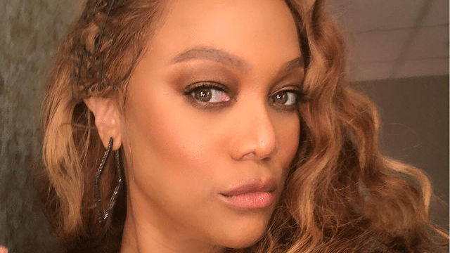 Tyra Banks from Instagram