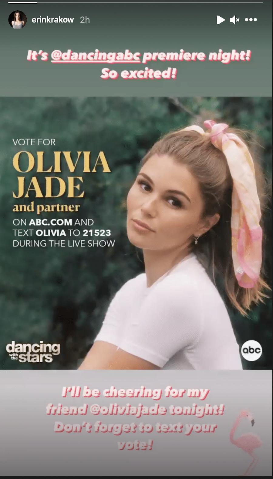 When Calls The Heart, Olivia Jade-https://www.instagram.com/erinkrakow/